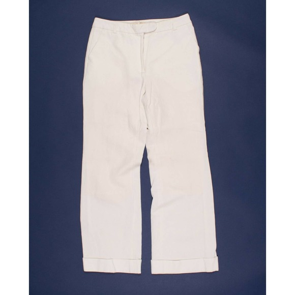 3.1 Phillip Lim Cotton Wide Leg Crop Trouser